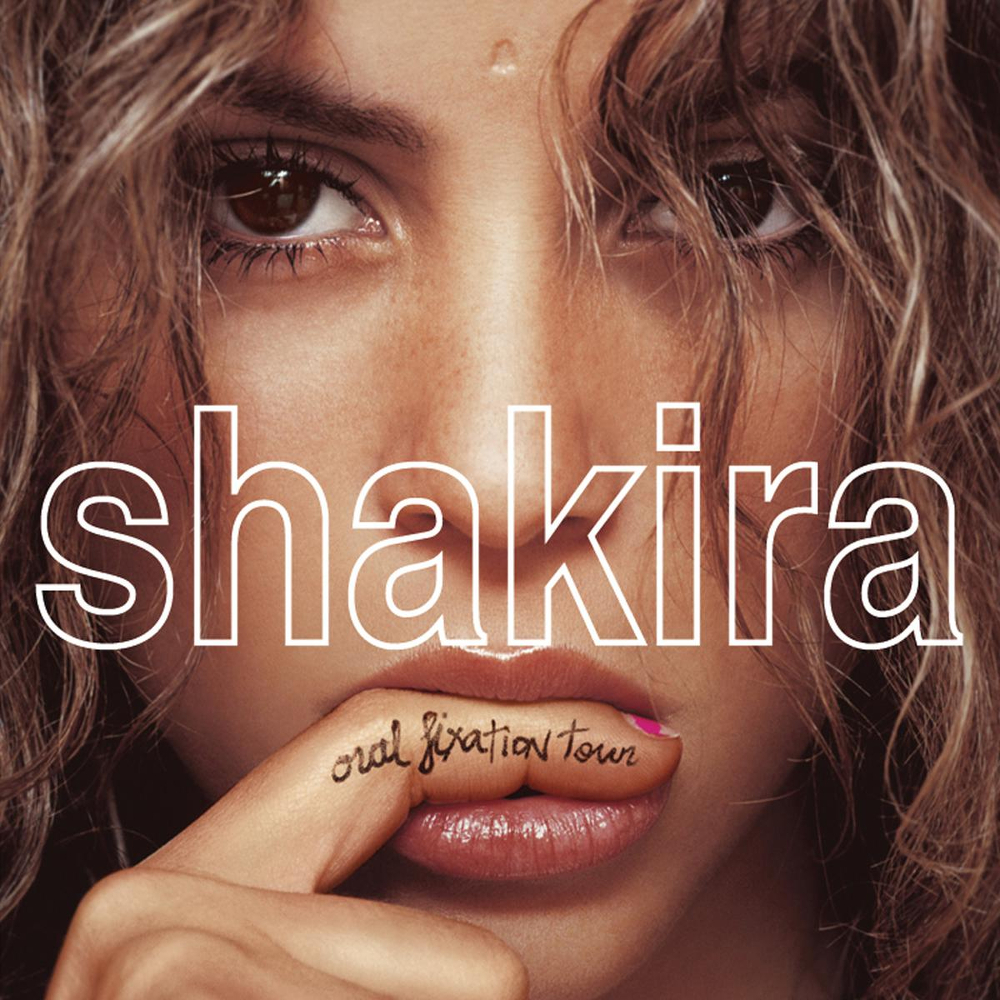 Oral Fixation Album Cover 96