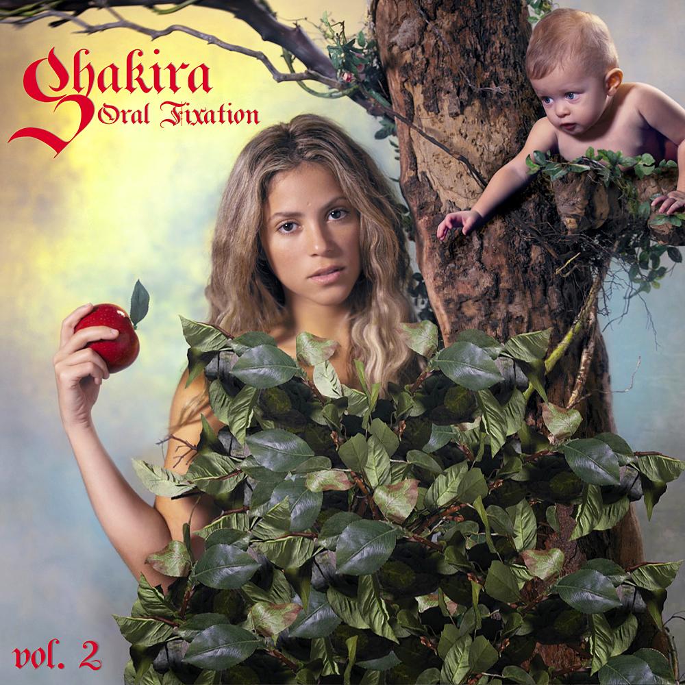 Oral Fixation Album Cover 12