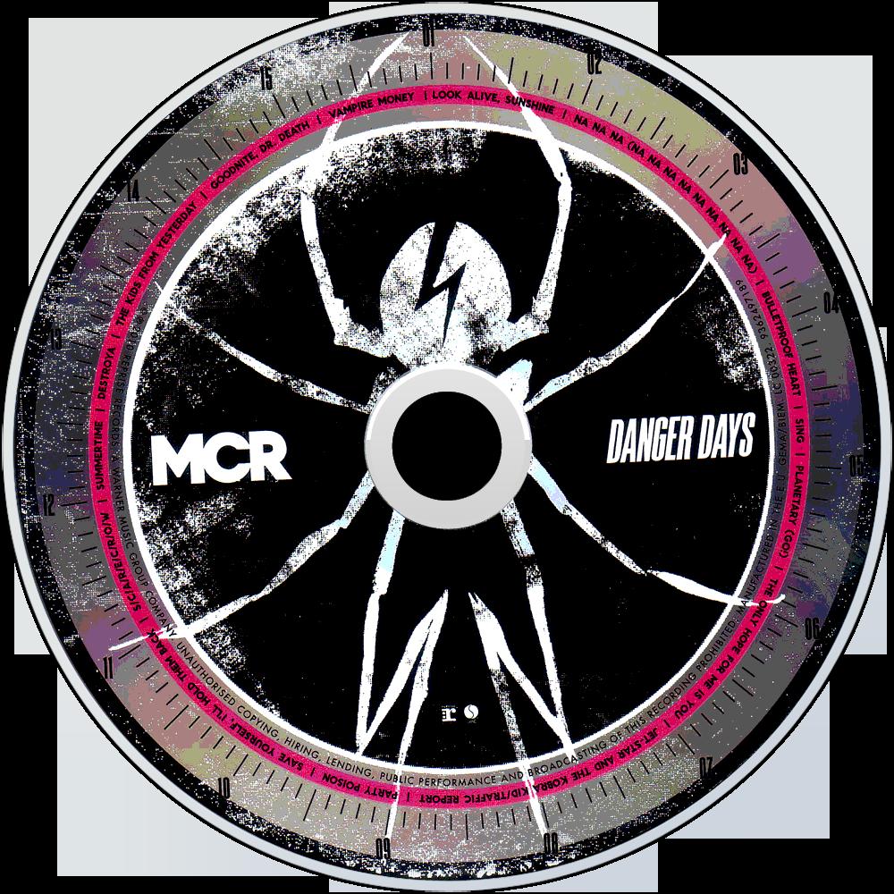 my Chemical Romance Danger Days Logo my Chemical Romance Danger