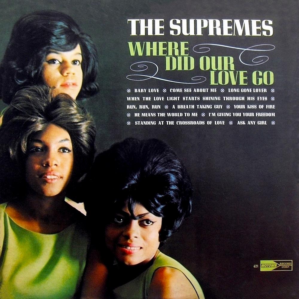 The Supremes Music Fanart Fanart Tv
