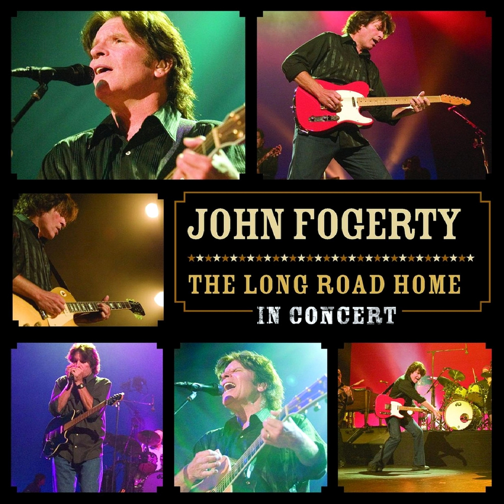 John Fogerty Music Fanart