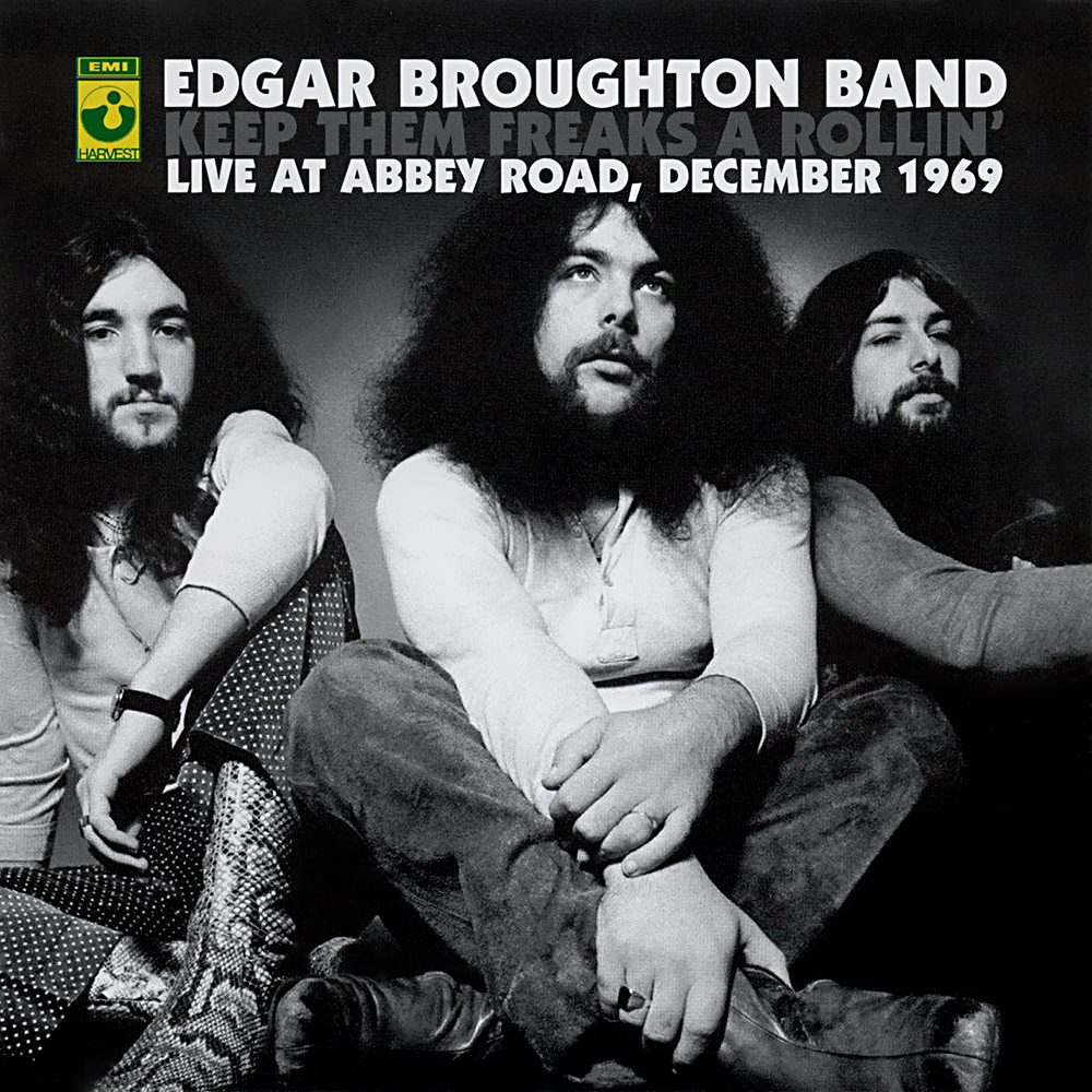 Edgar Broughton
