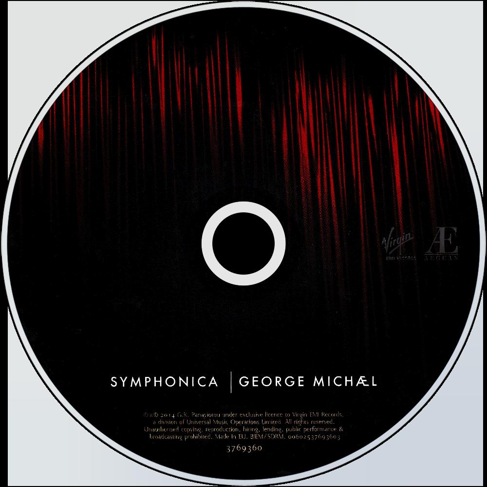 George Michael Symphonica George Michael Symphonica cd