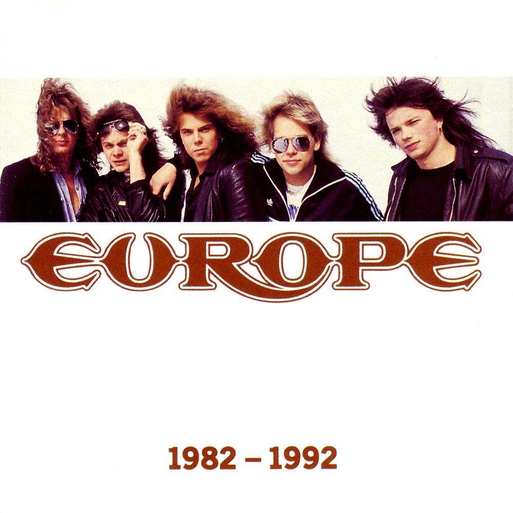 Europe 1982 1992 Al Cover