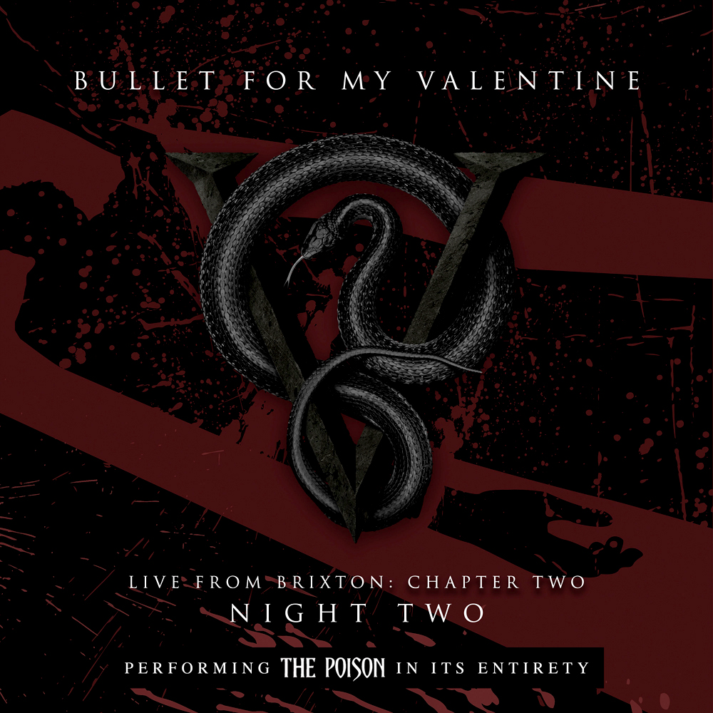 Bullet For My Valentine Music Fanart Fanarttv