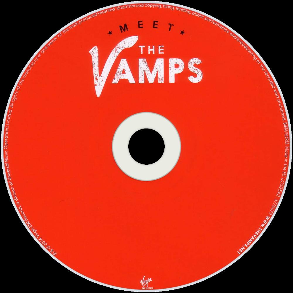 meet the vamps album art