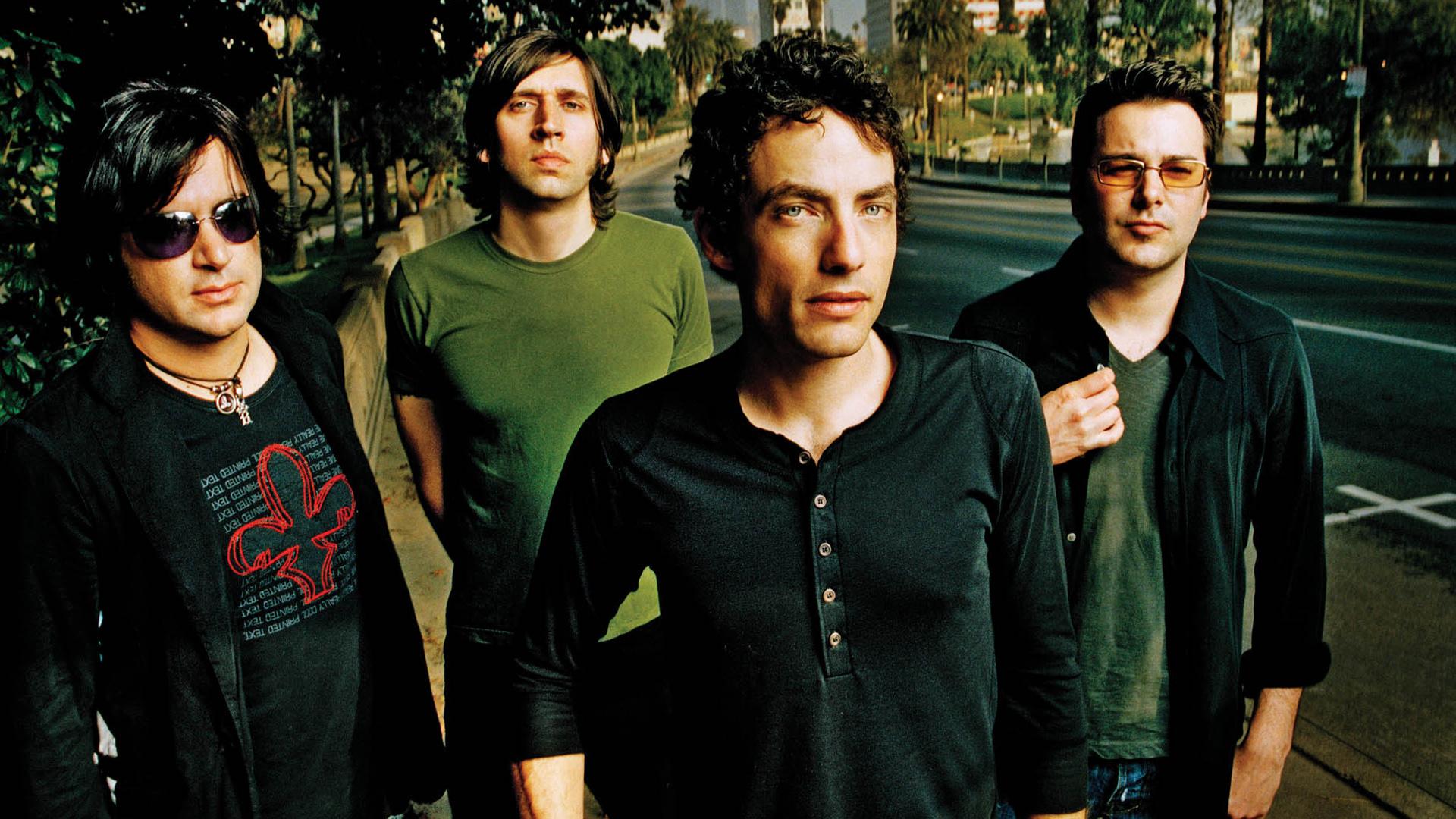 The Wallflowers Music fanart