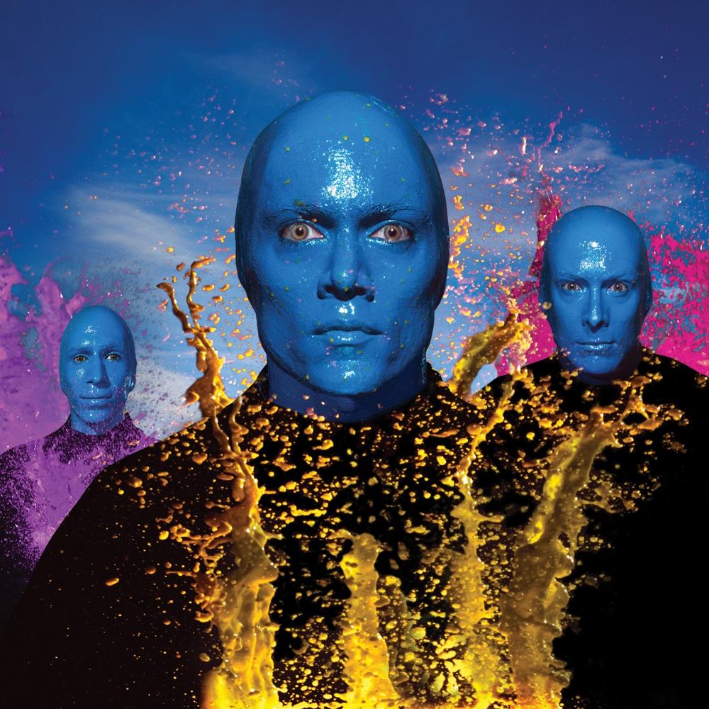 Blue Man Groupe