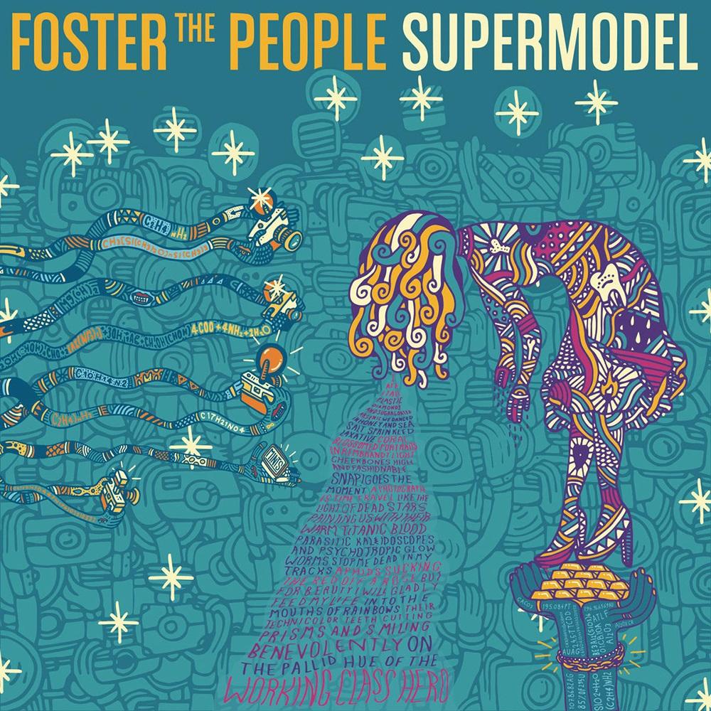 Foster The People Music Fanart Fanarttv