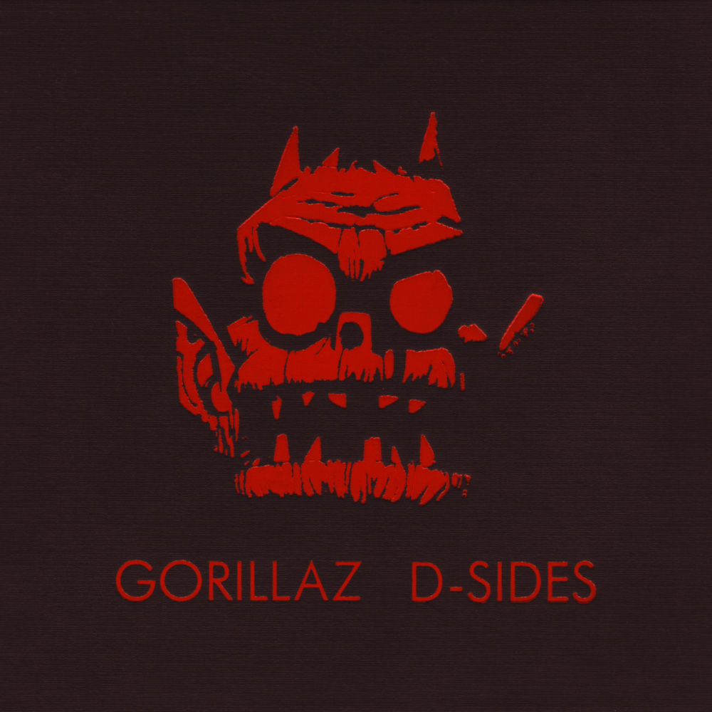 Gorillaz d sides - photo#3
