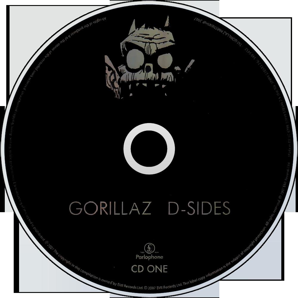 Gorillaz d sides - photo#19