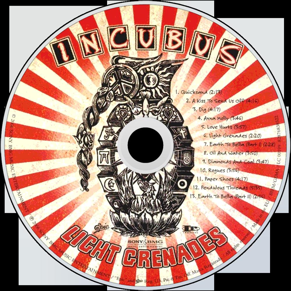 Incubus Music Fanart Fanart Tv