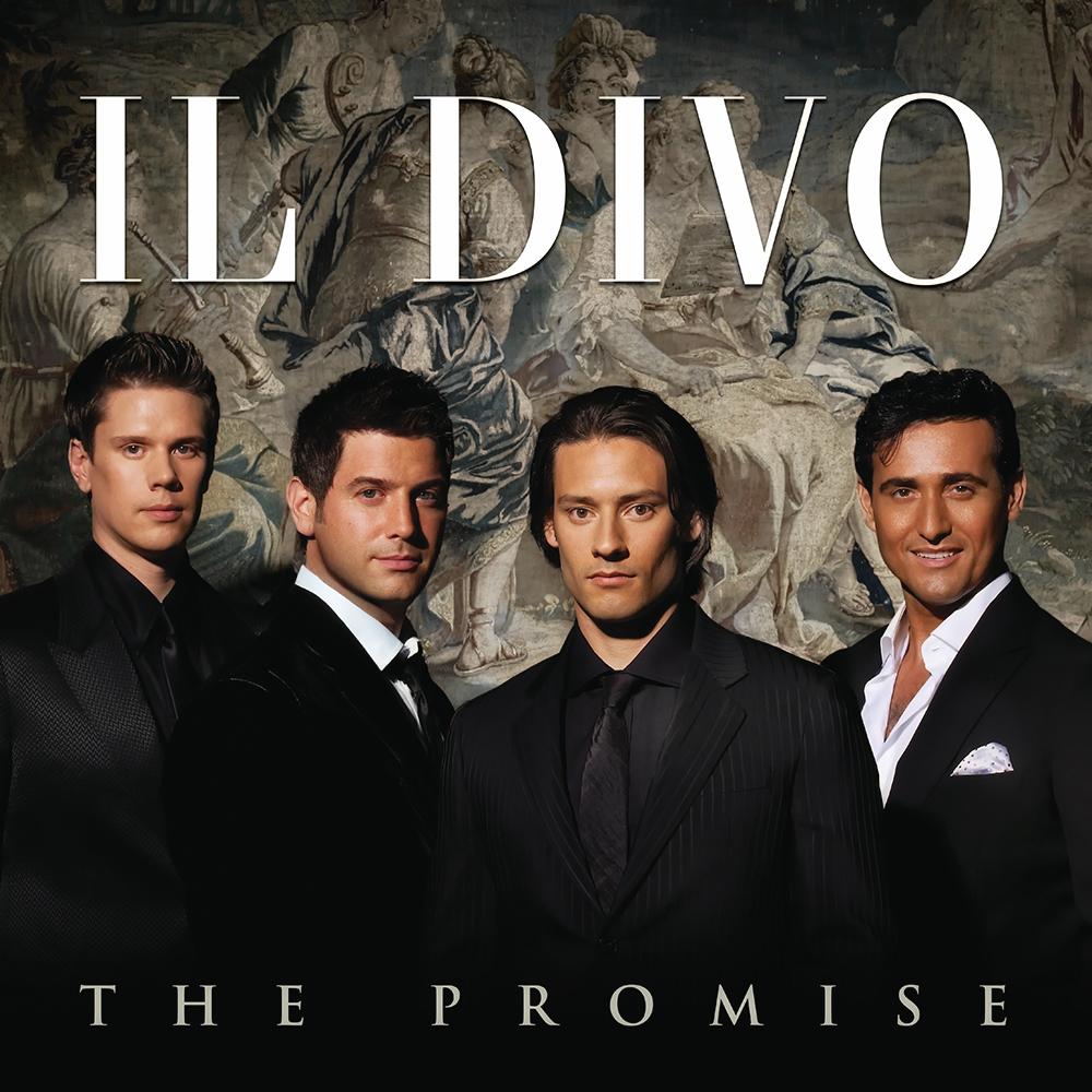 Il divo music fanart - Il divo discography ...