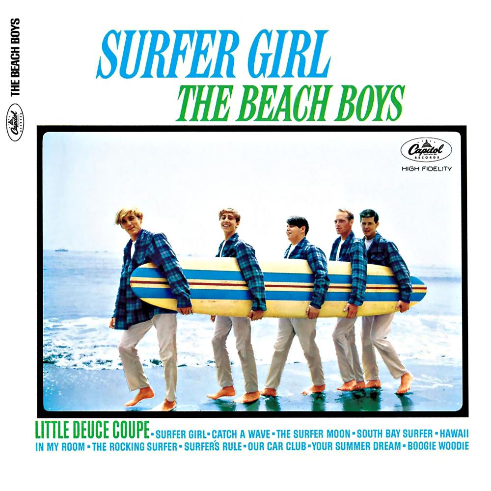 The Beach Boys Sunflower Surf S Up