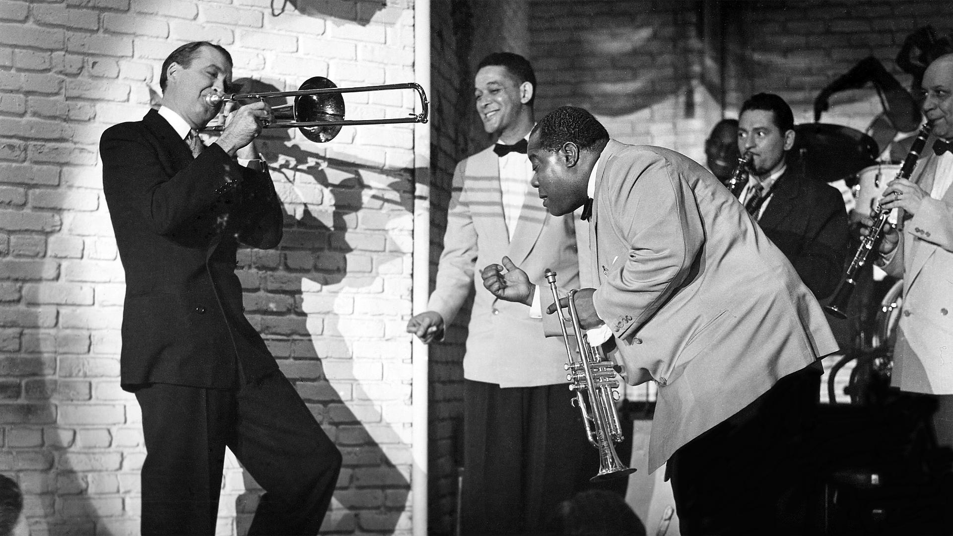 Louis Armstrong Music Fanart Fanart Tv