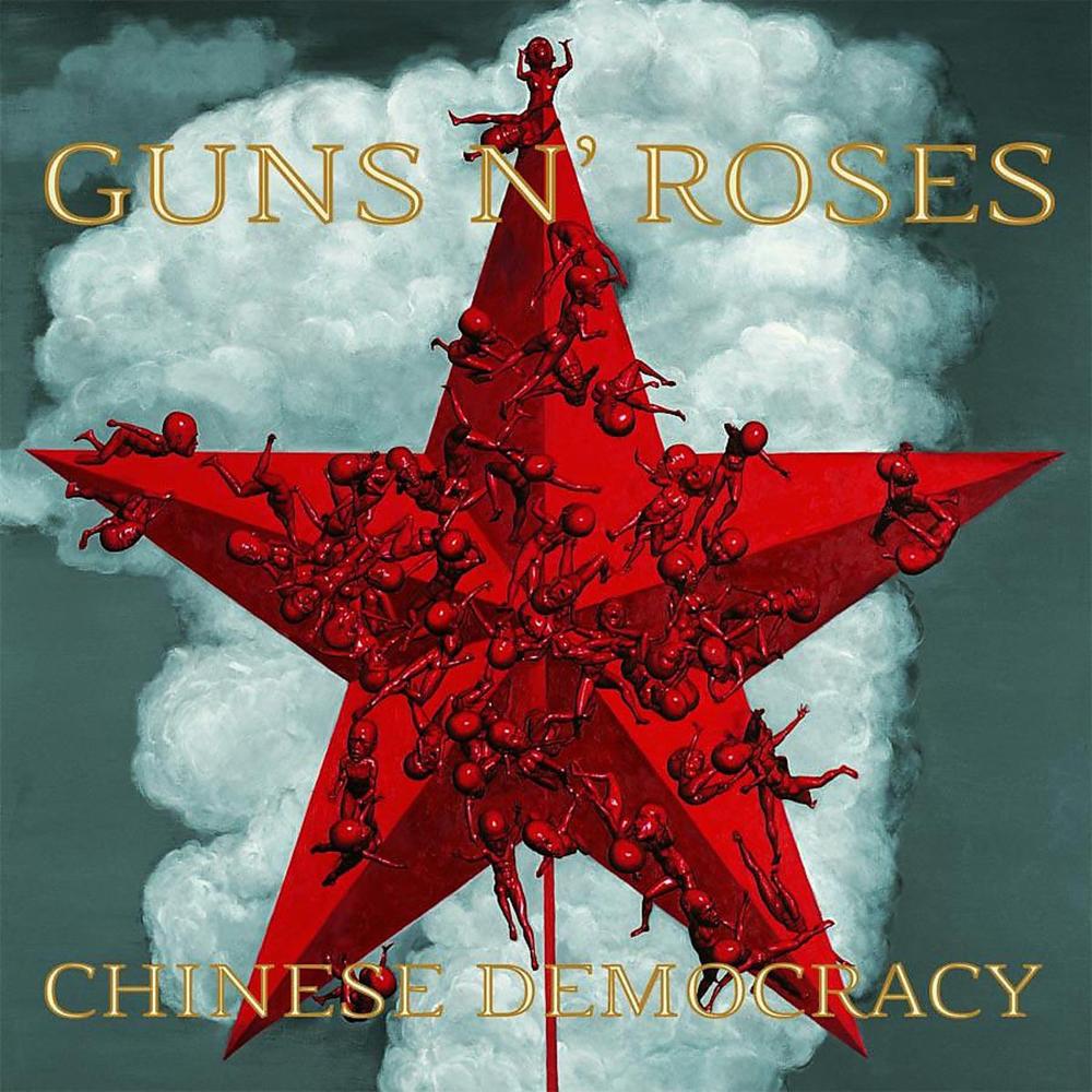 chinese democracy album cover - photo #2