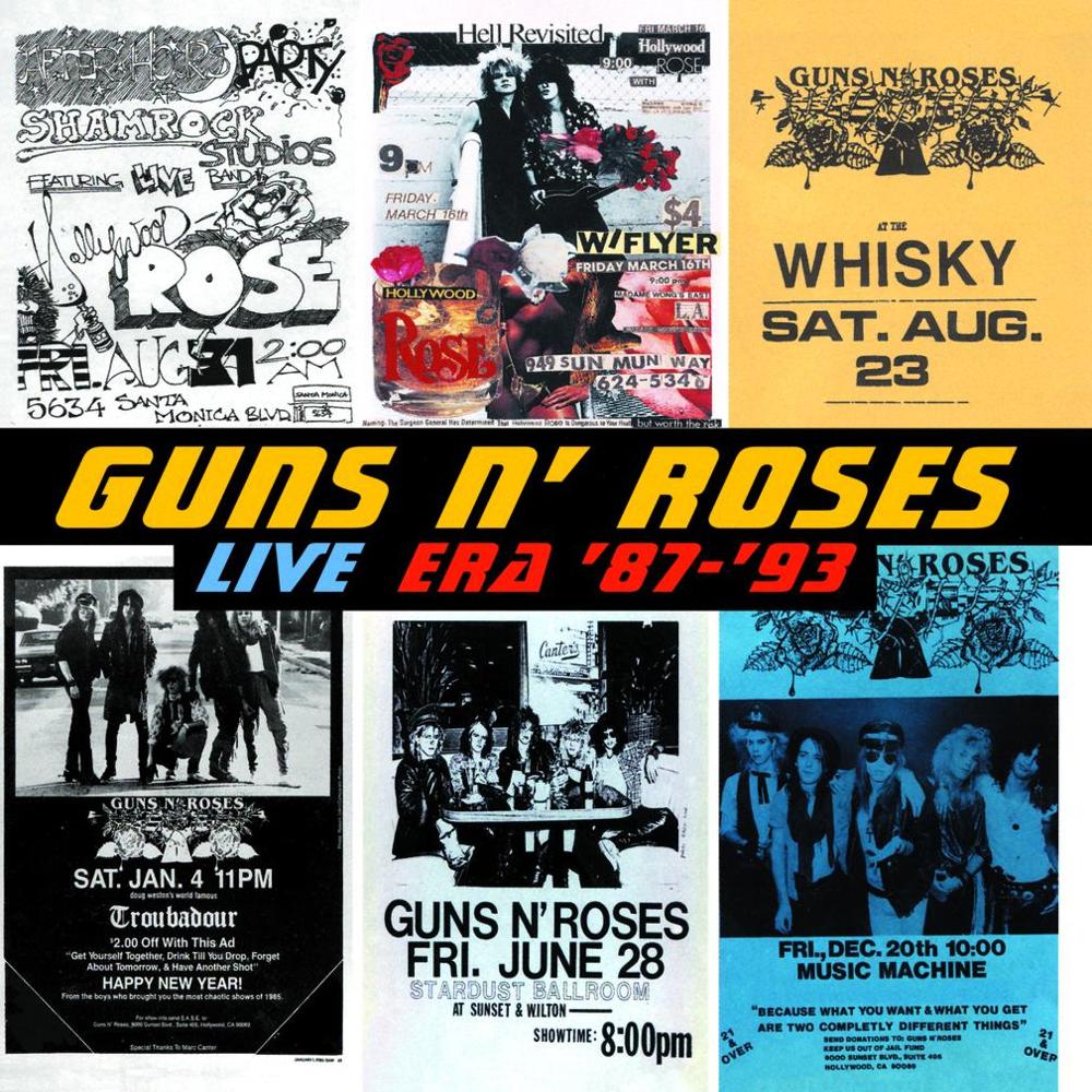 guns n roses music fanart fanarttv