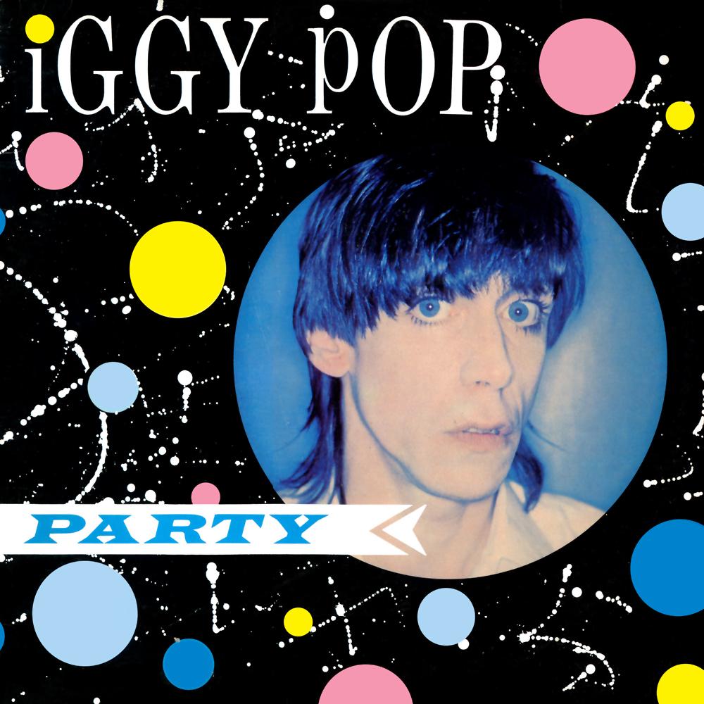 Iggy Pop The Passenger Nightclubbing