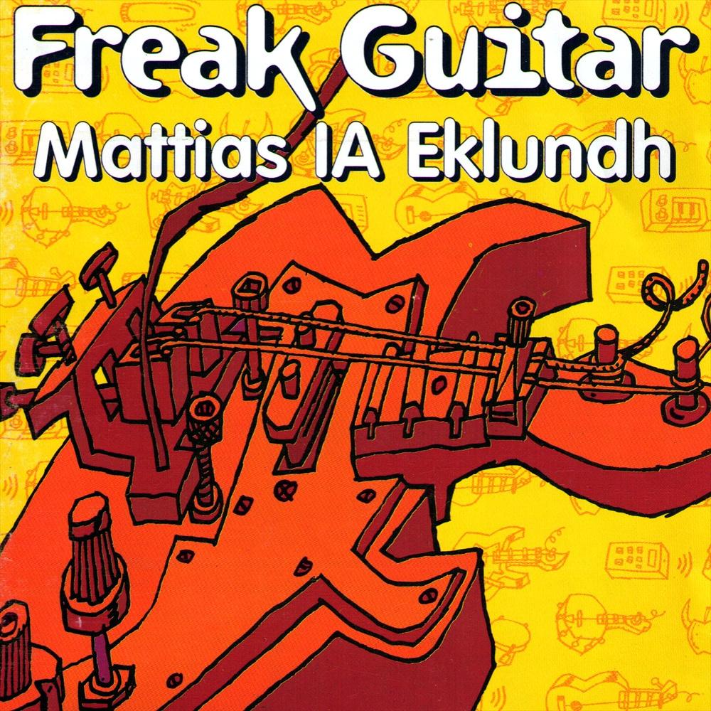 Image result for freak guitar mattias ia eklundh