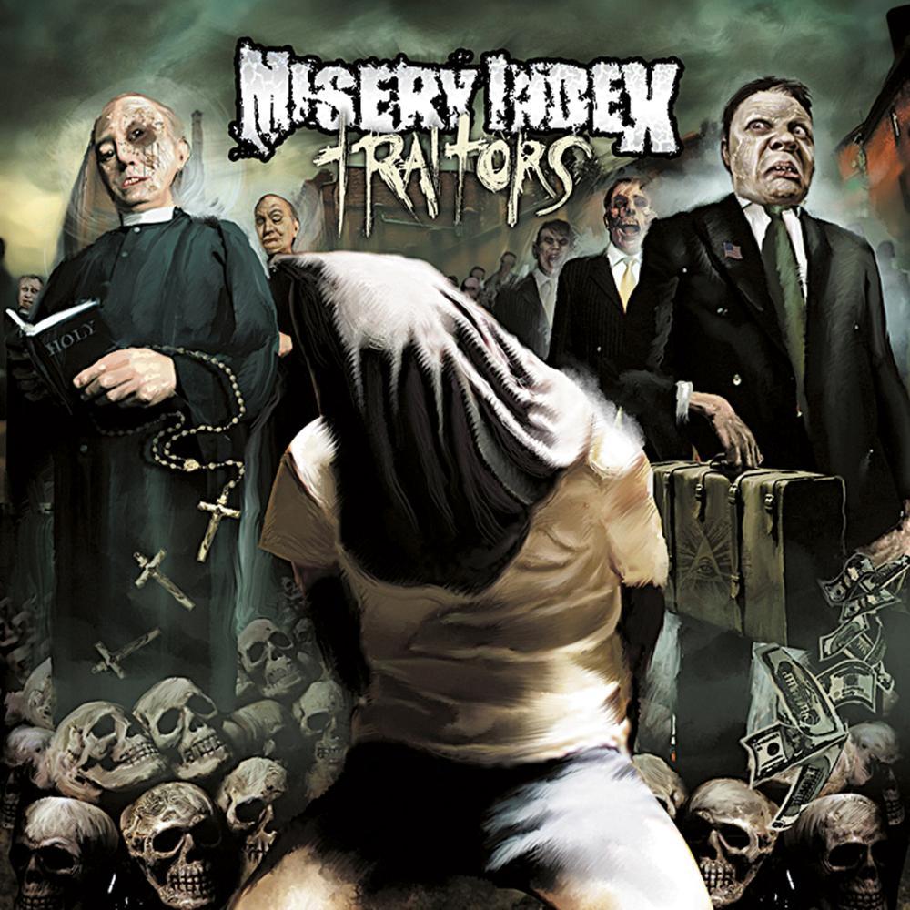 Misery Index Music Fanart Fanart Tv