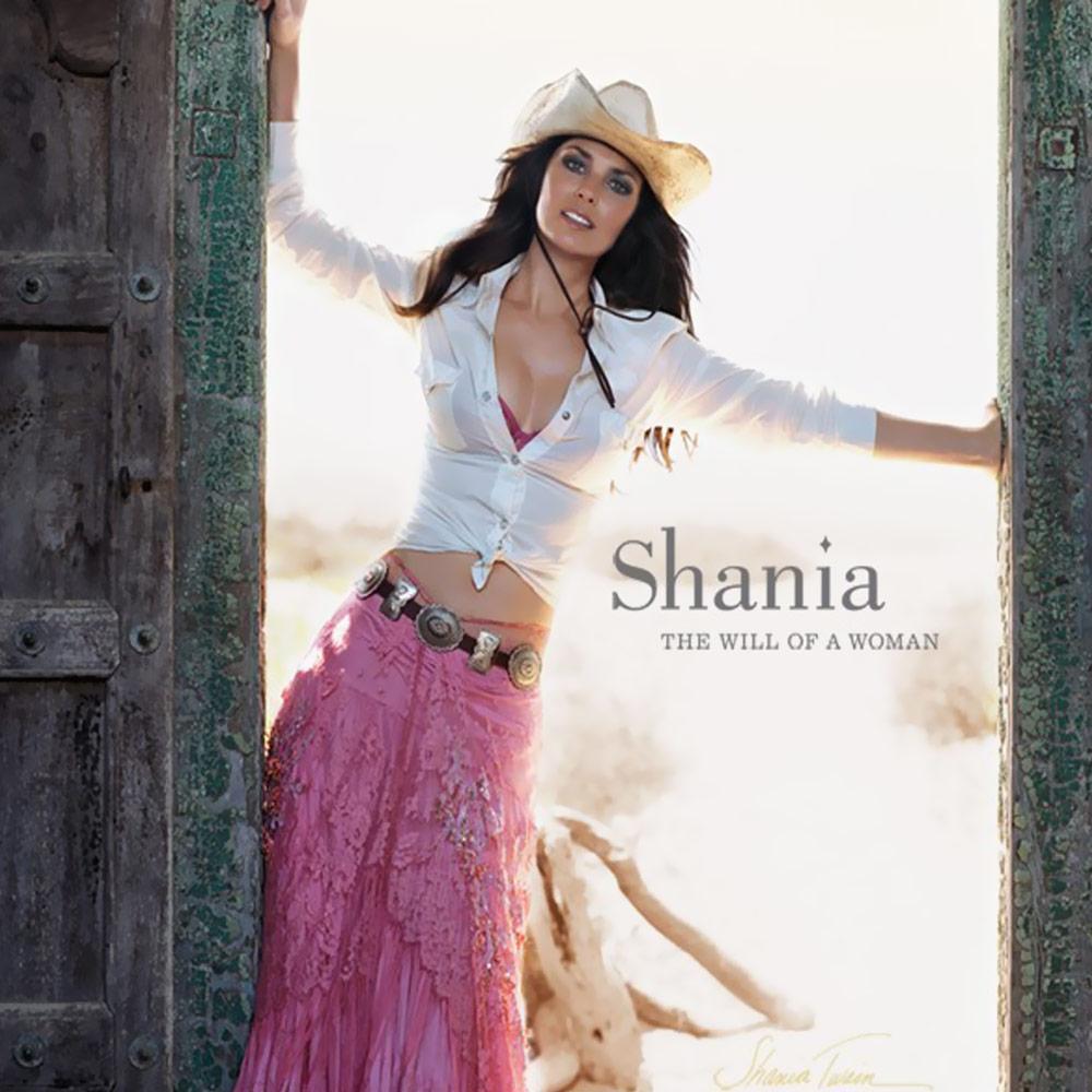 shania twain the woman in me album download