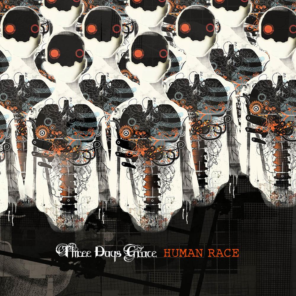 three days grace i am machine album