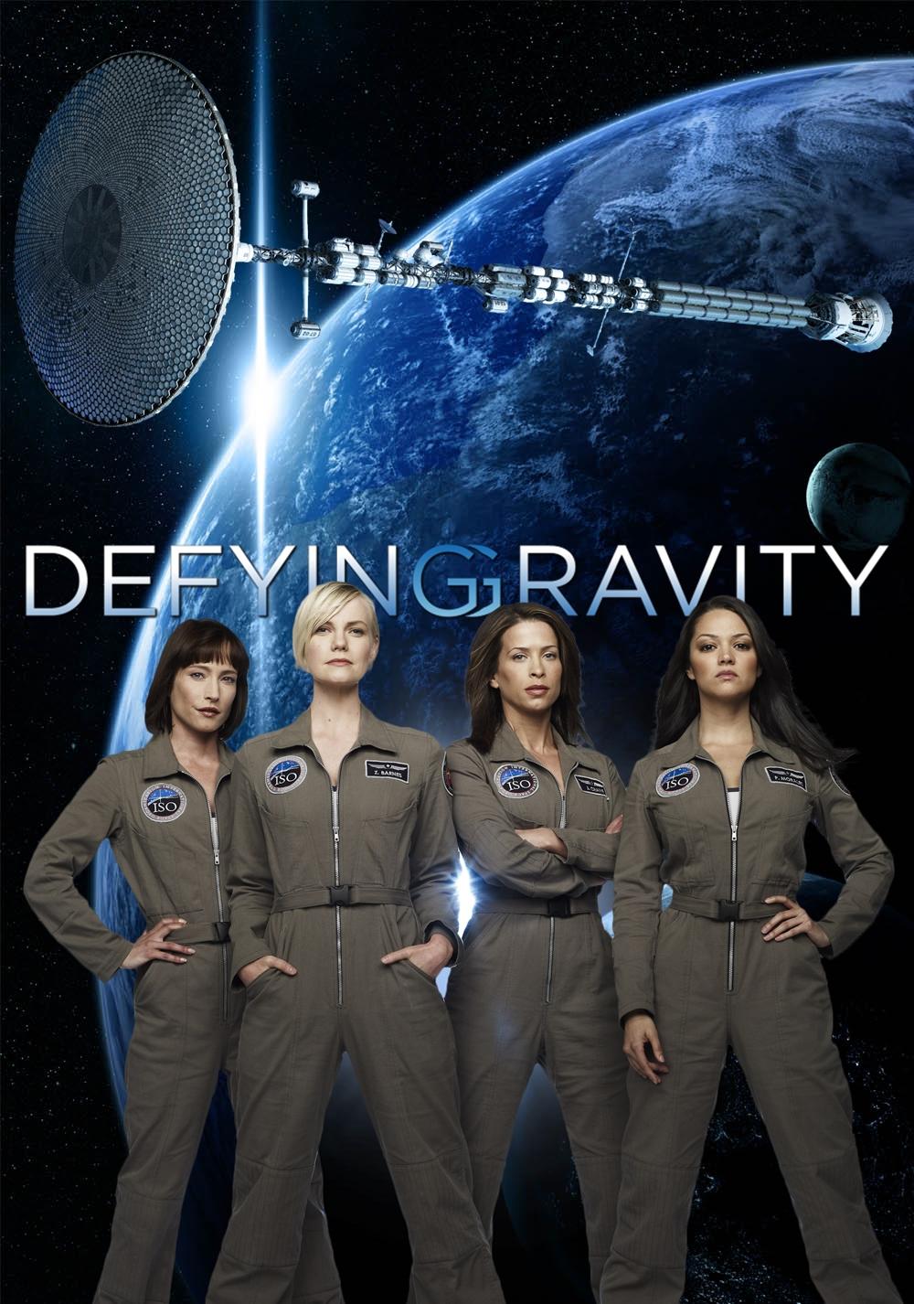 Defying Gravity Serie