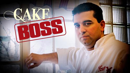 Cake Tv Show Us : Cake Boss TV fanart fanart.tv