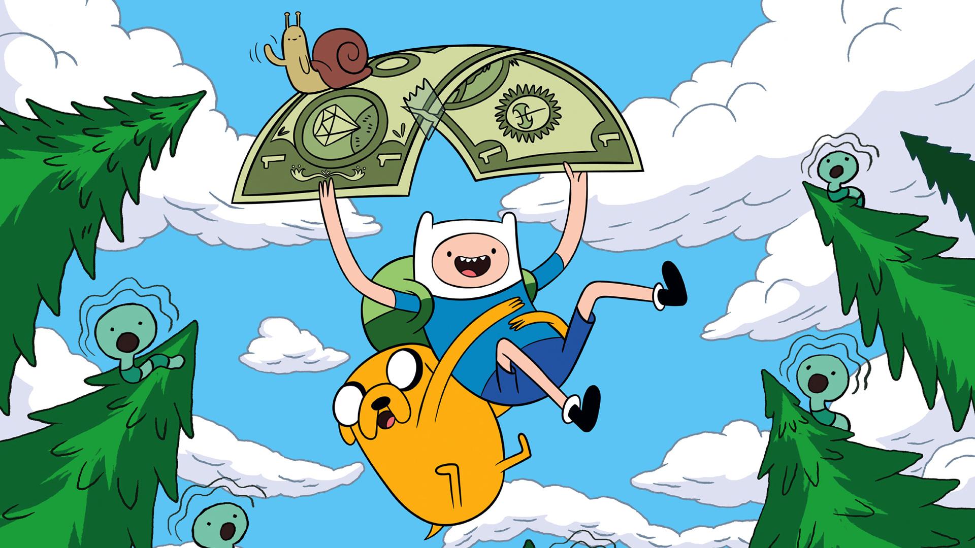 Adventure Time With Finn And Jake Tv Fanart Fanart Tv