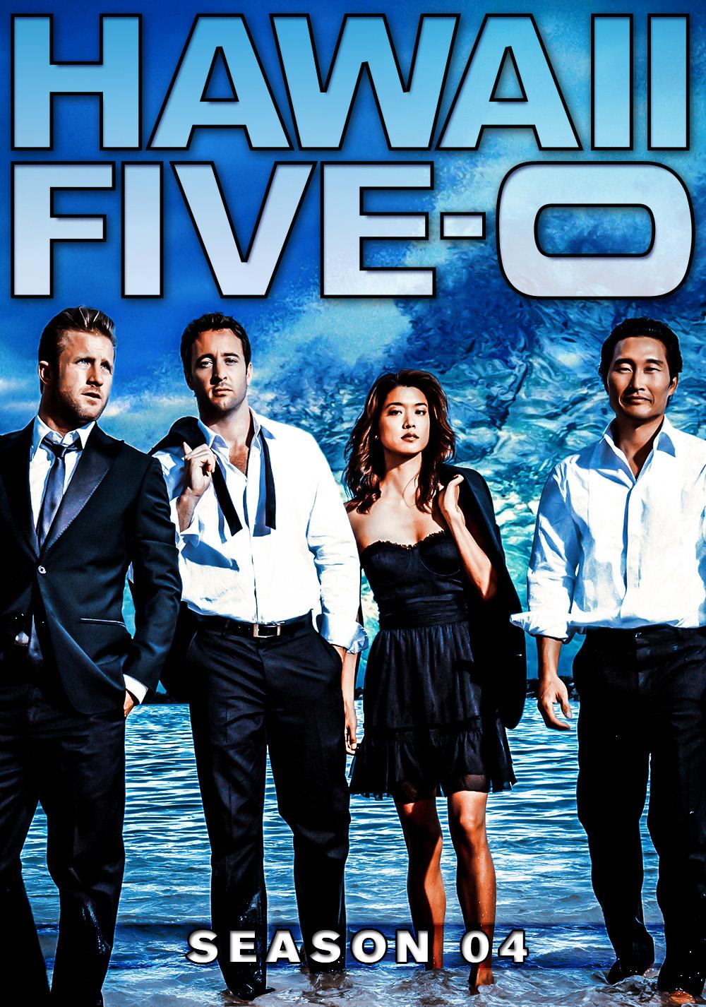 hawaii five o staffel 1