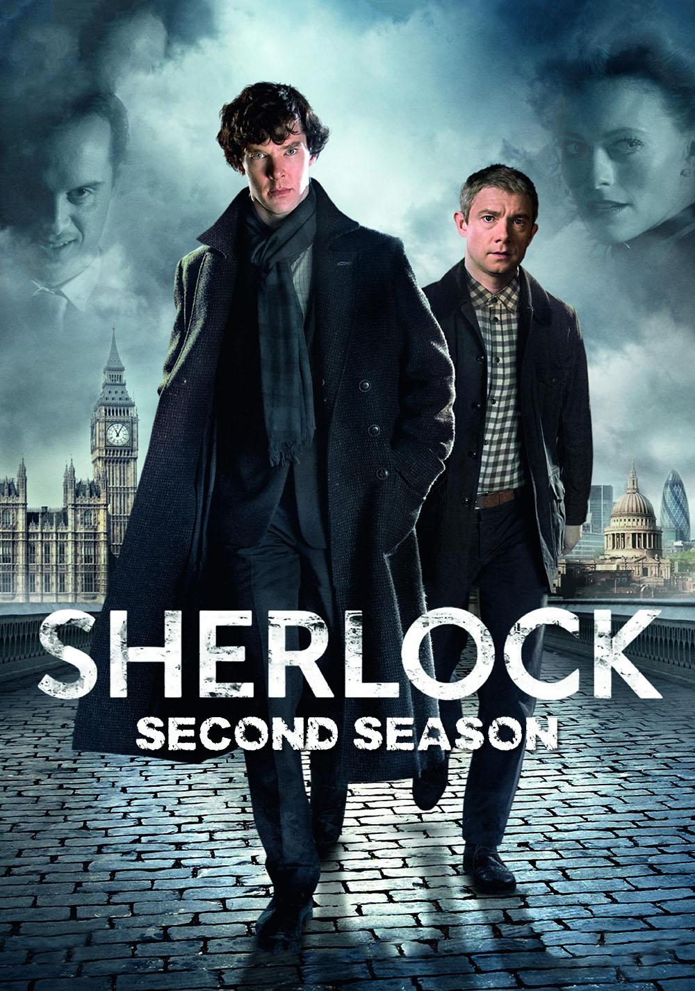 Sherlock Staffel
