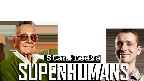 Stan Lee's Superhumans | TV fanart | fanart.tv