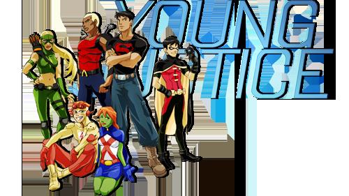 young justice tv fanart fanarttv