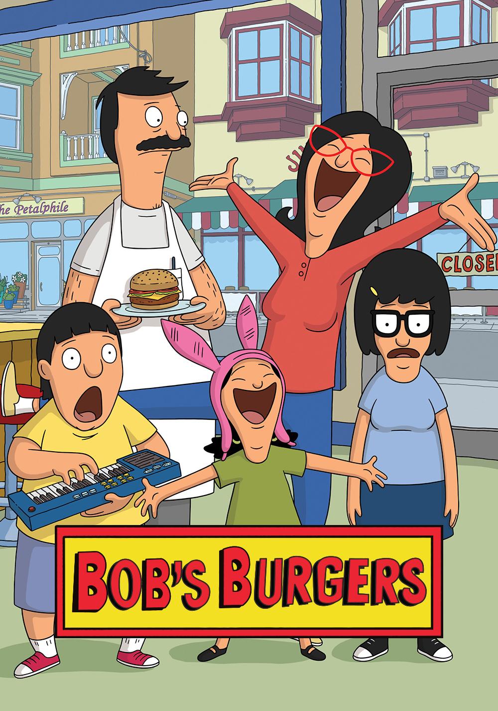 bobs burger serien stream