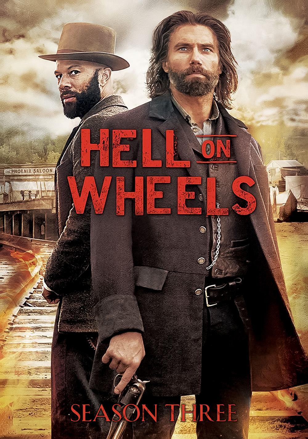 Hell On Wheels Besetzung