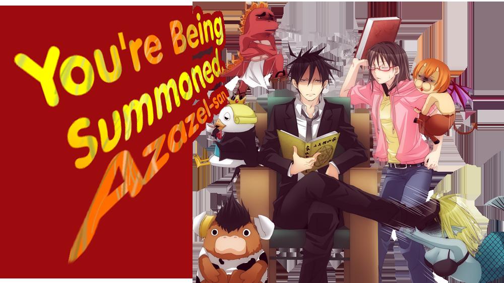 """Képtalálat a következőre: """"Yondemasu yo, Azazel-san png"""""""