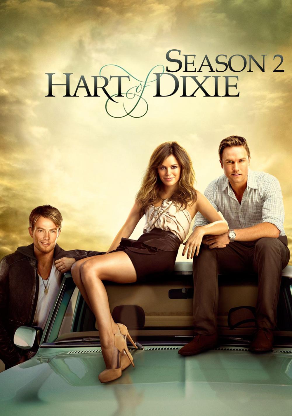 Hart Of Dixie Staffel 3