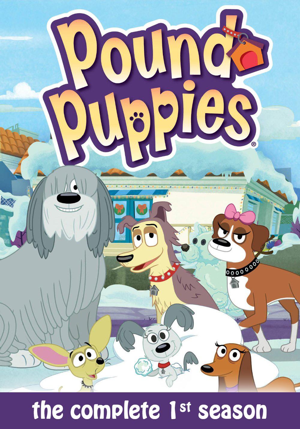 Pound Puppies 2010 TV fanart