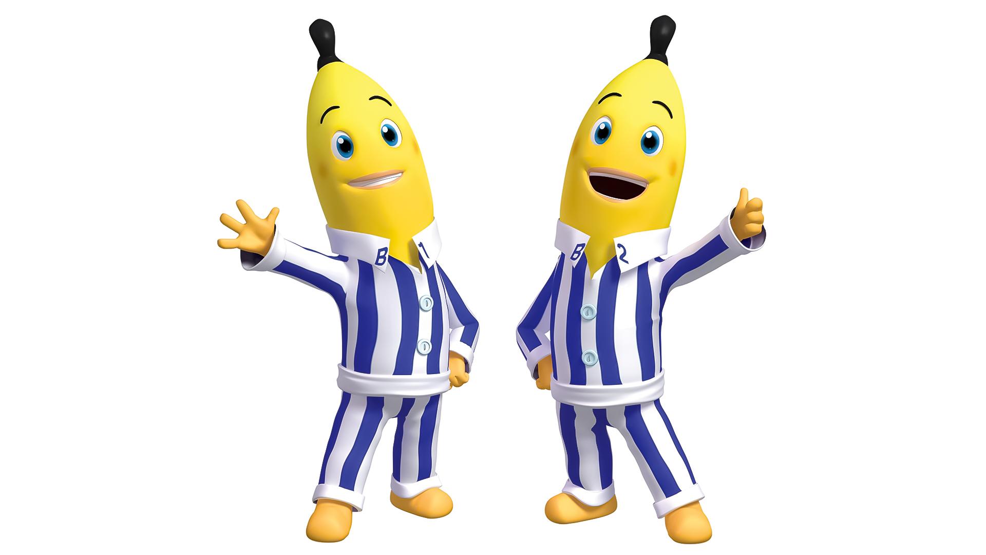 bananas in pyjamas  2011  tv fanart fanart tv onesie clip art outline white onesie clip art