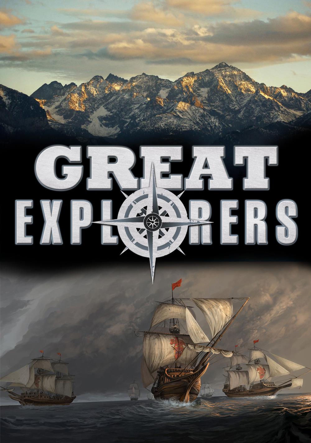 Great Explorers: Pacific