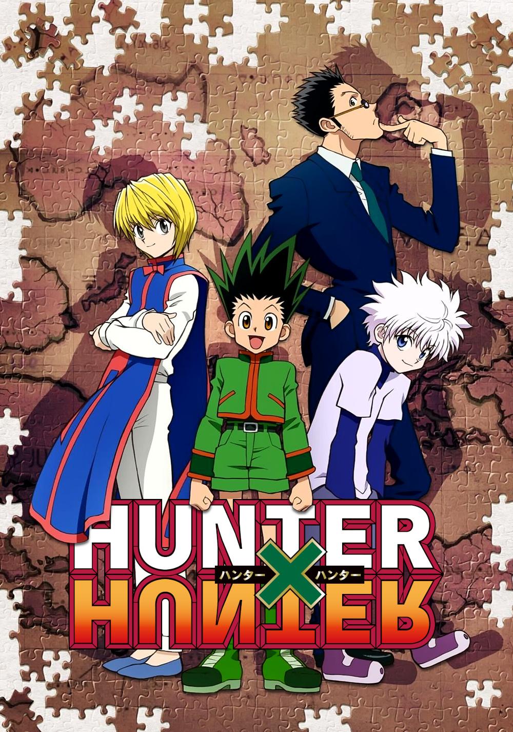 Hunter X Hunter Tube