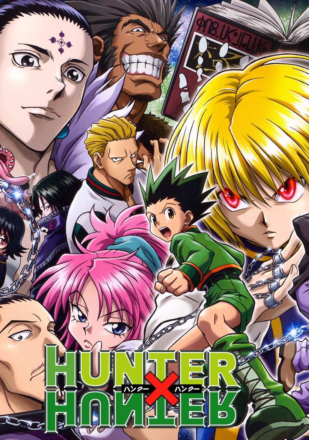 Watch Hunter X Hunter 2011