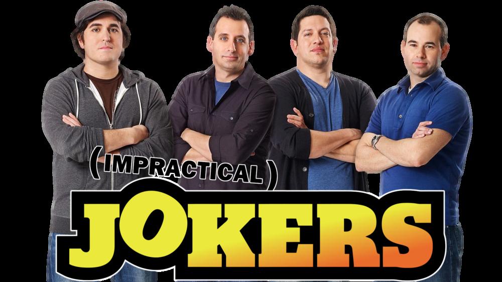impractical jokers tv fanart fanart tv