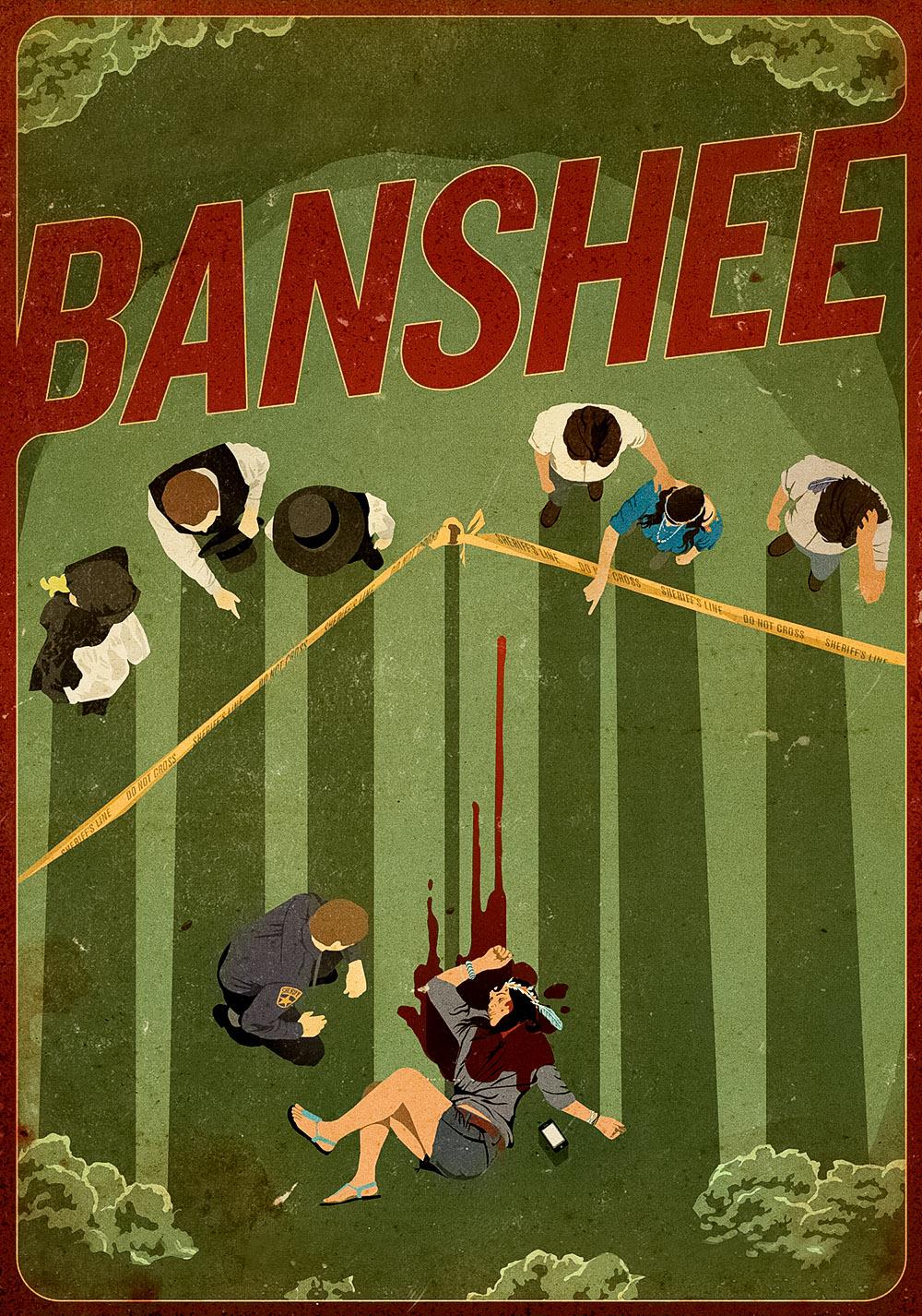 Banshee Tv