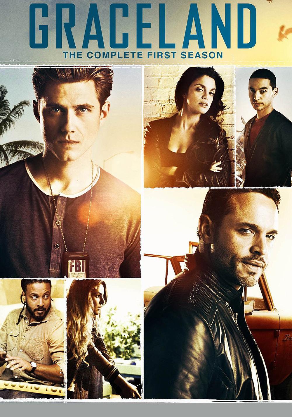 'Graceland' Premiere: Aaron Tveit, Daniel Sunjata And Jeff ...  |Graceland Tv Show