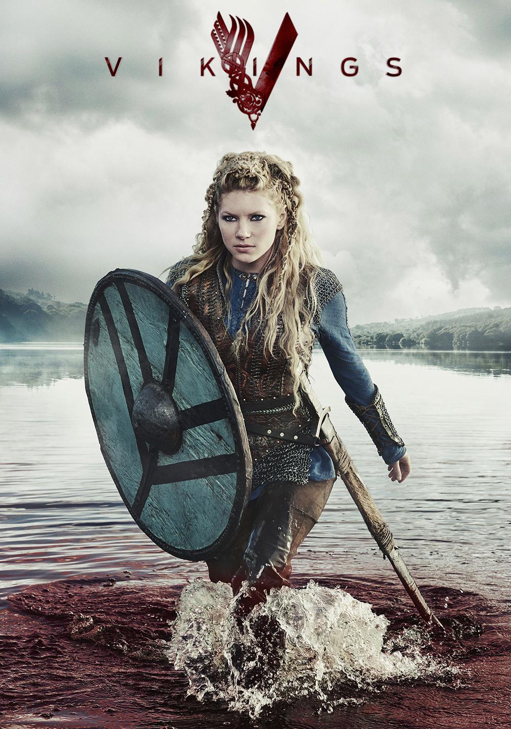 Schildmaid Vikings