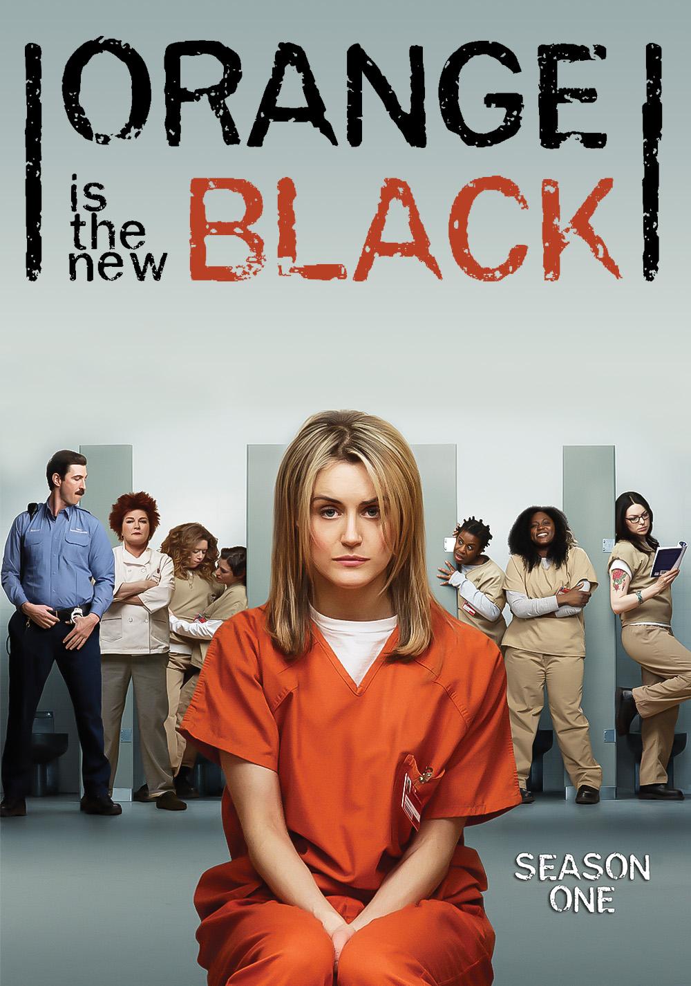 Orange Is The New Black Promo Poster Orange Is The N...