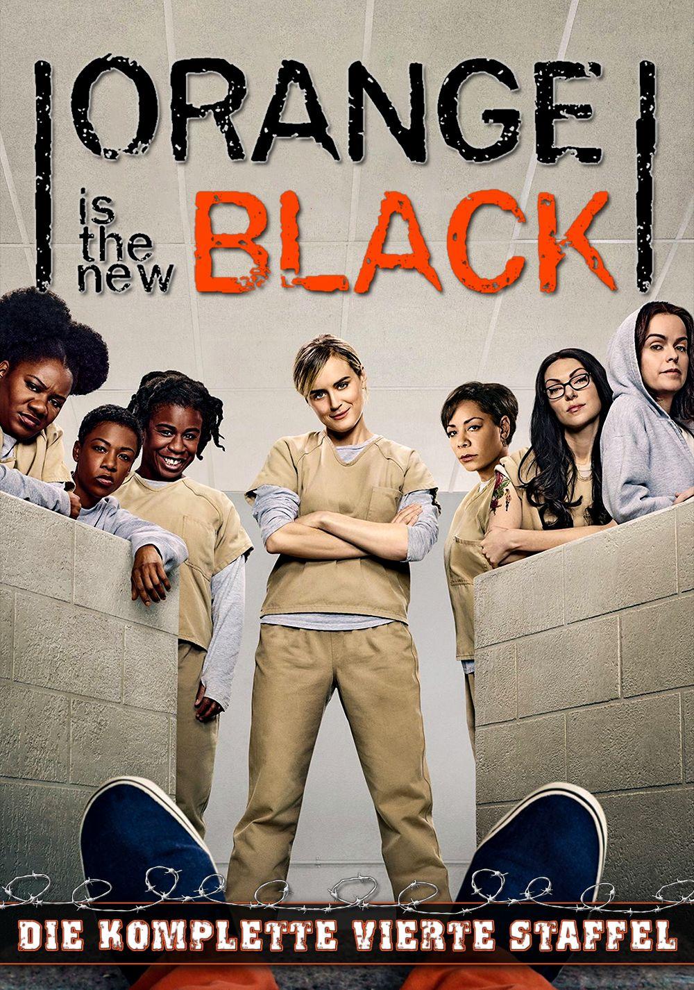 Orange Is The New Black | TV fanart | fanart.tv  Orange Is The N...