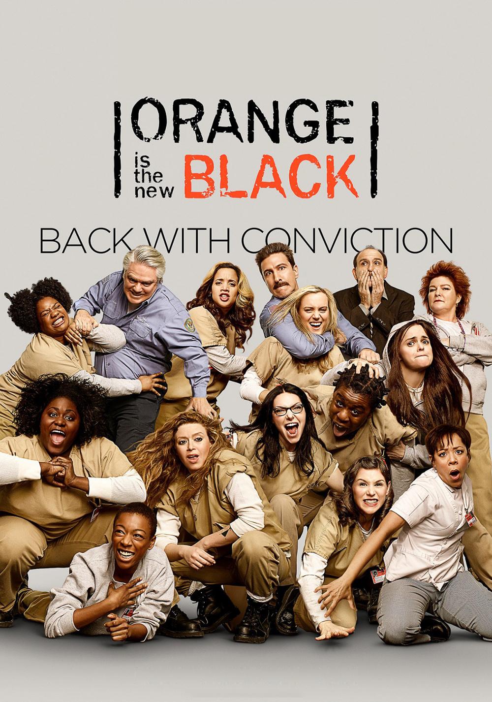 orange is the new black tv fanart. Black Bedroom Furniture Sets. Home Design Ideas