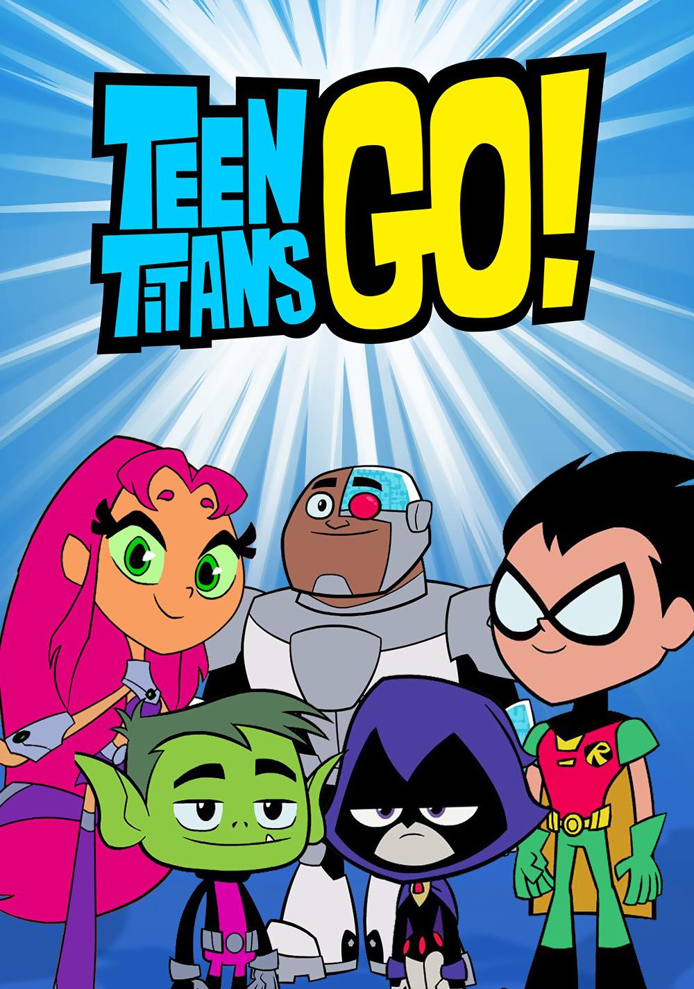 Teen Titans Go  Tv Fanart  Fanarttv-7296